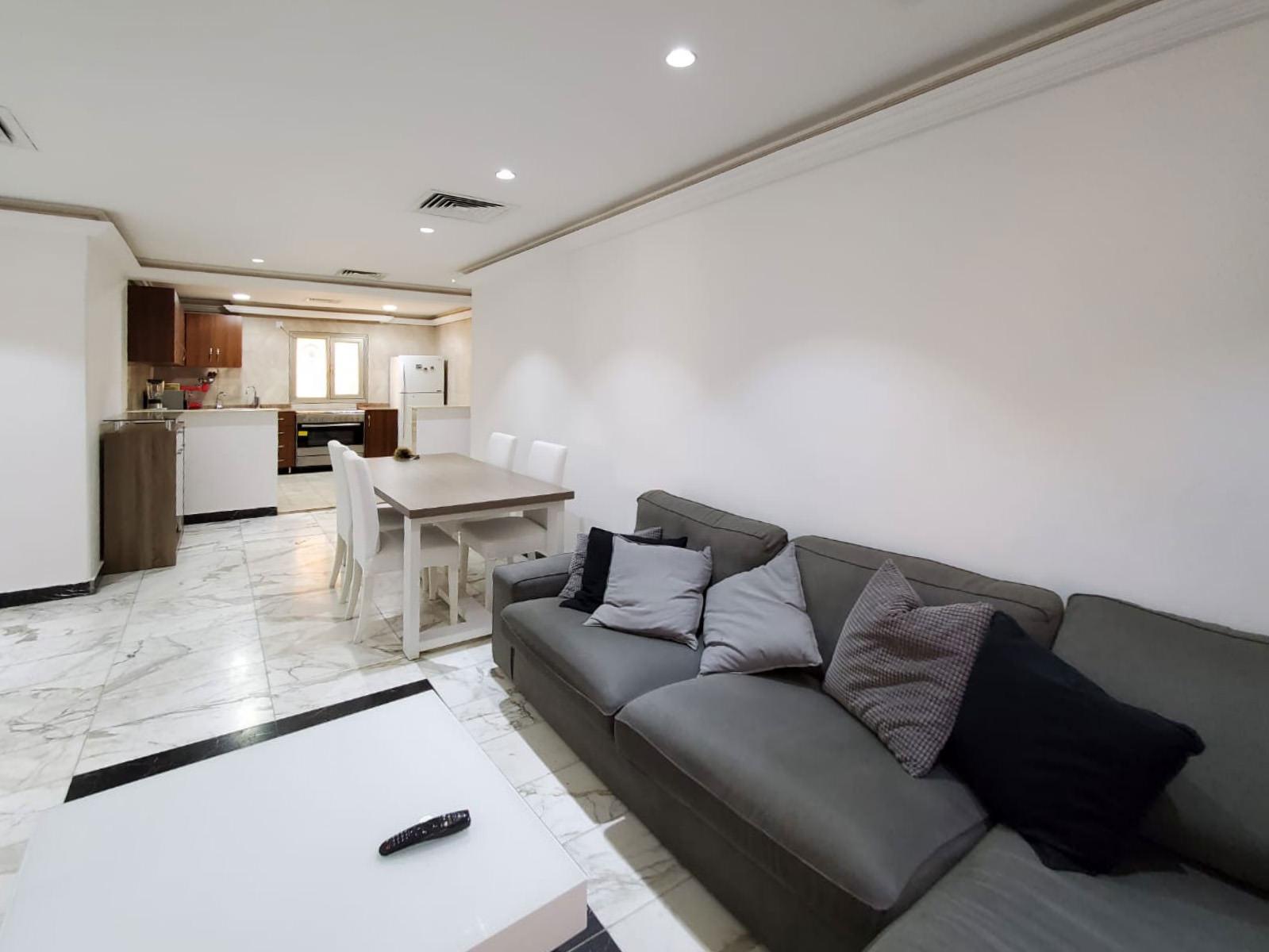 Salwa – furnished, three bedroom apartment
