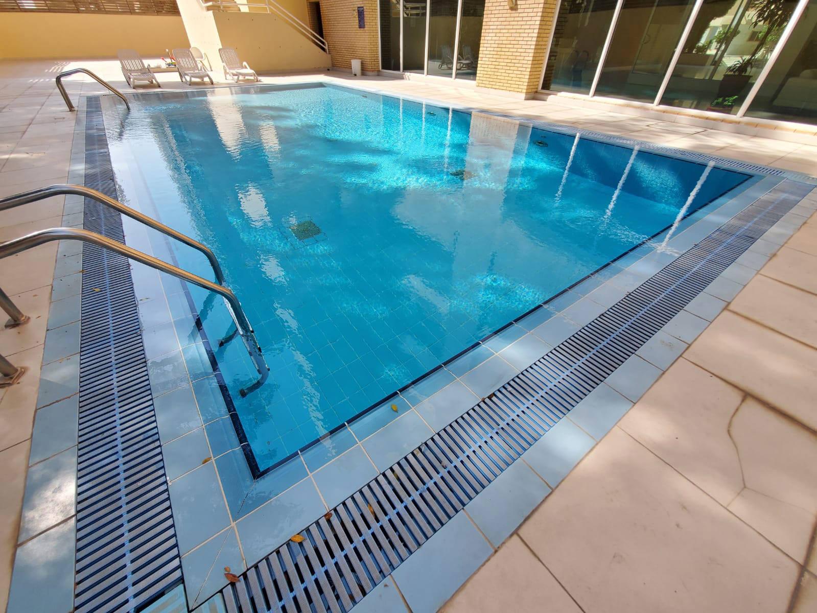 Shaab – spacious, three bedroom apartment w/pool