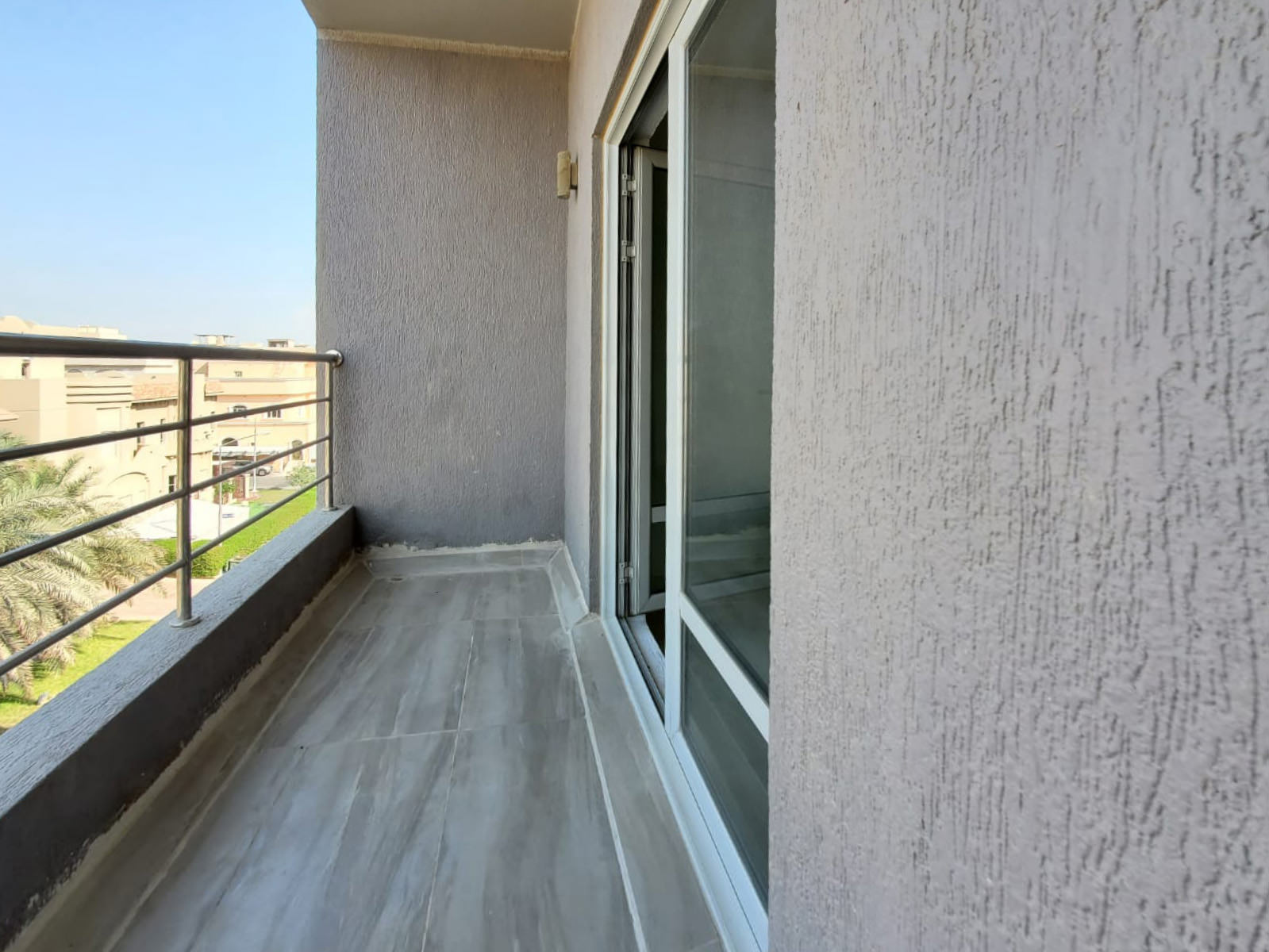 Zahra – unfurnished, three bedroom apartment w/balcony