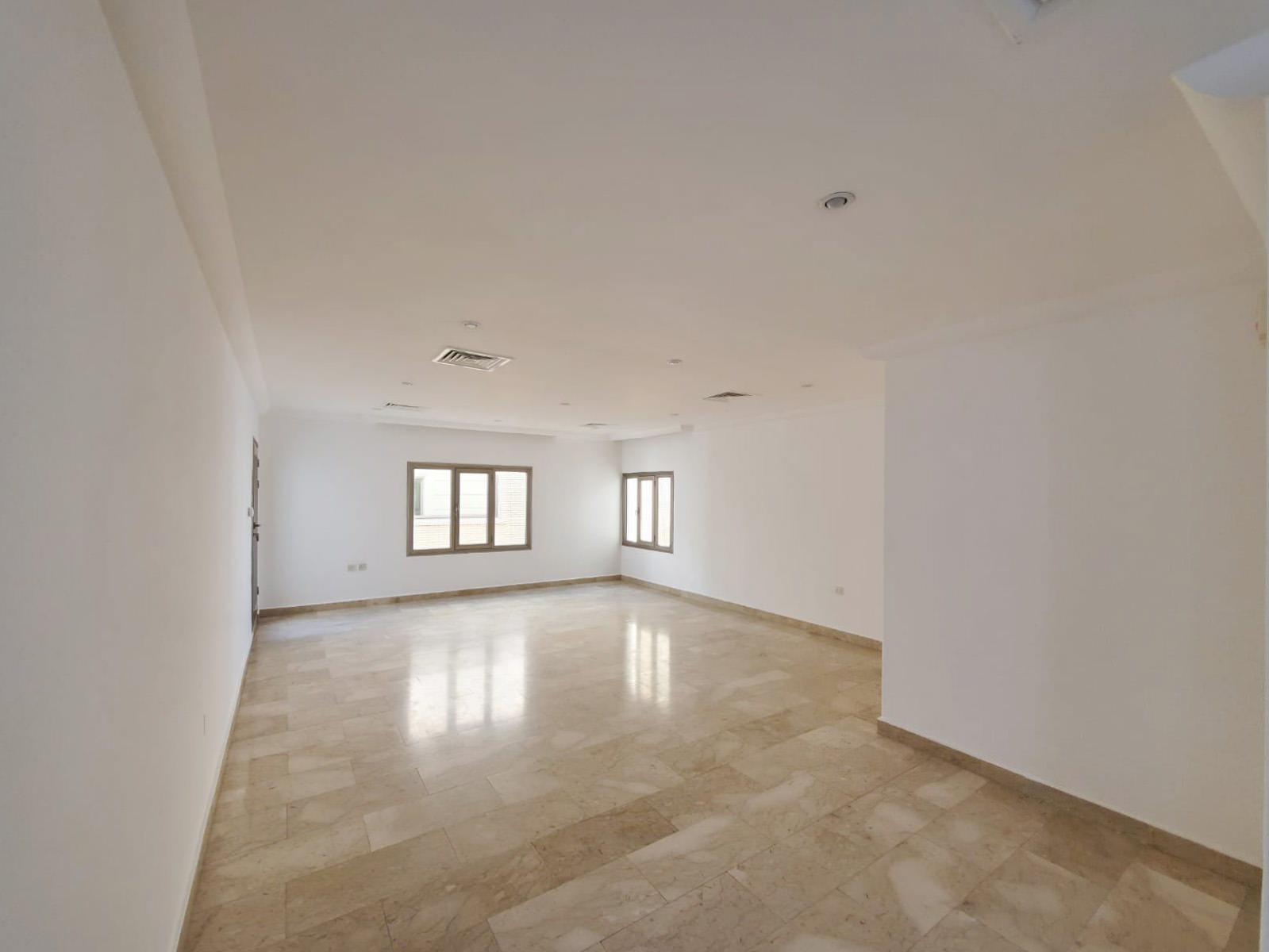 Salwa – large, unfurnished two bedroom apartment w/terrace
