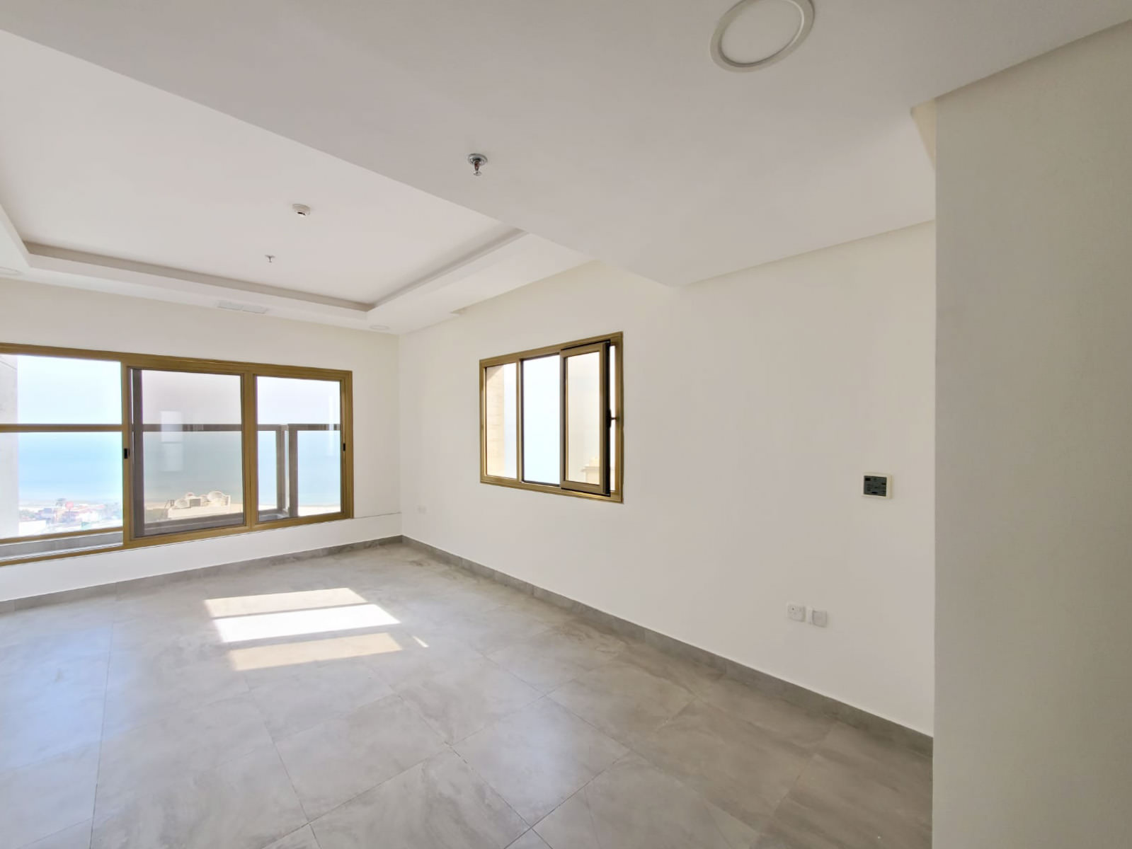 Salmiya – unfurnished two, three and four bedroom apartments w/sea view