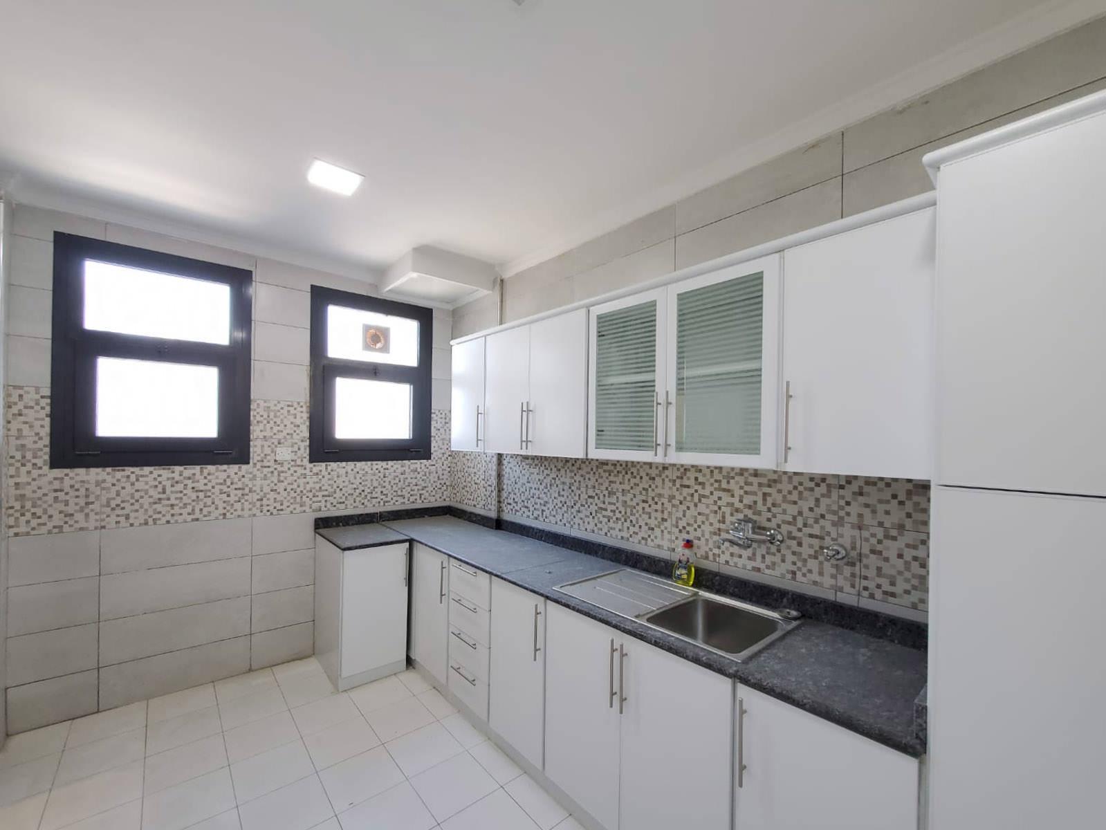 Sabah Al Salem – small, unfurnished four bedroom duplex