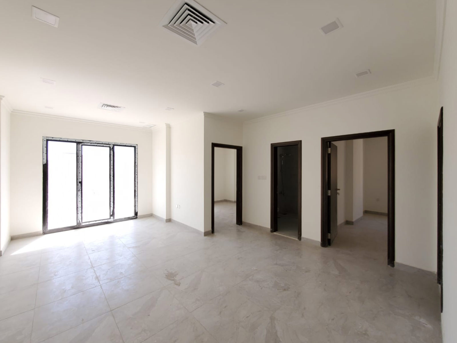 Jabriya – new, unfurnished, two bedroom apartment