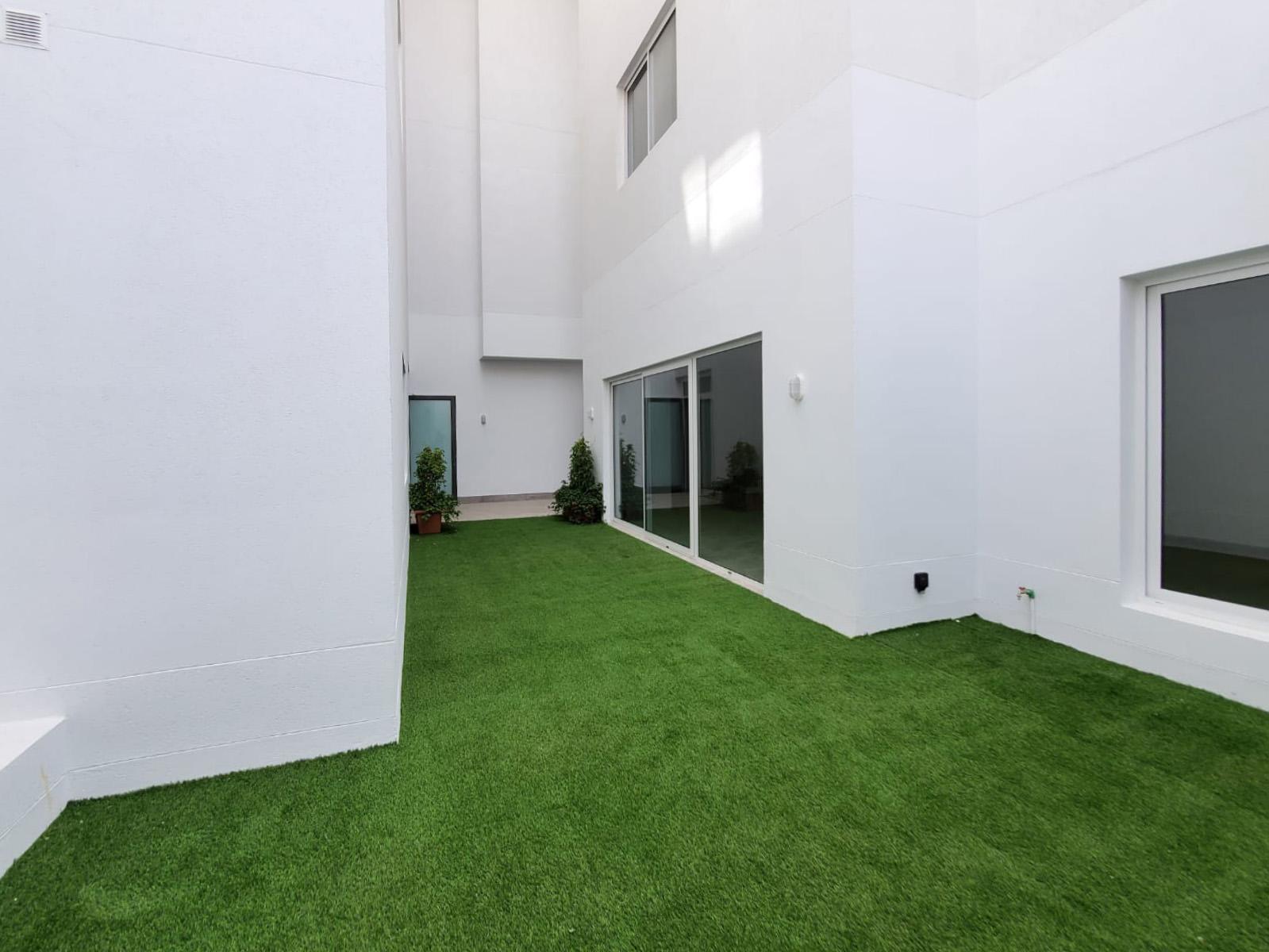 Salwa – brand new, three bedroom duplex w/yard