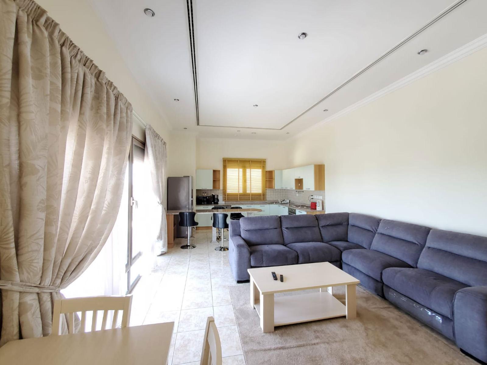 Salwa – furnished three bedroom apartment w/pool