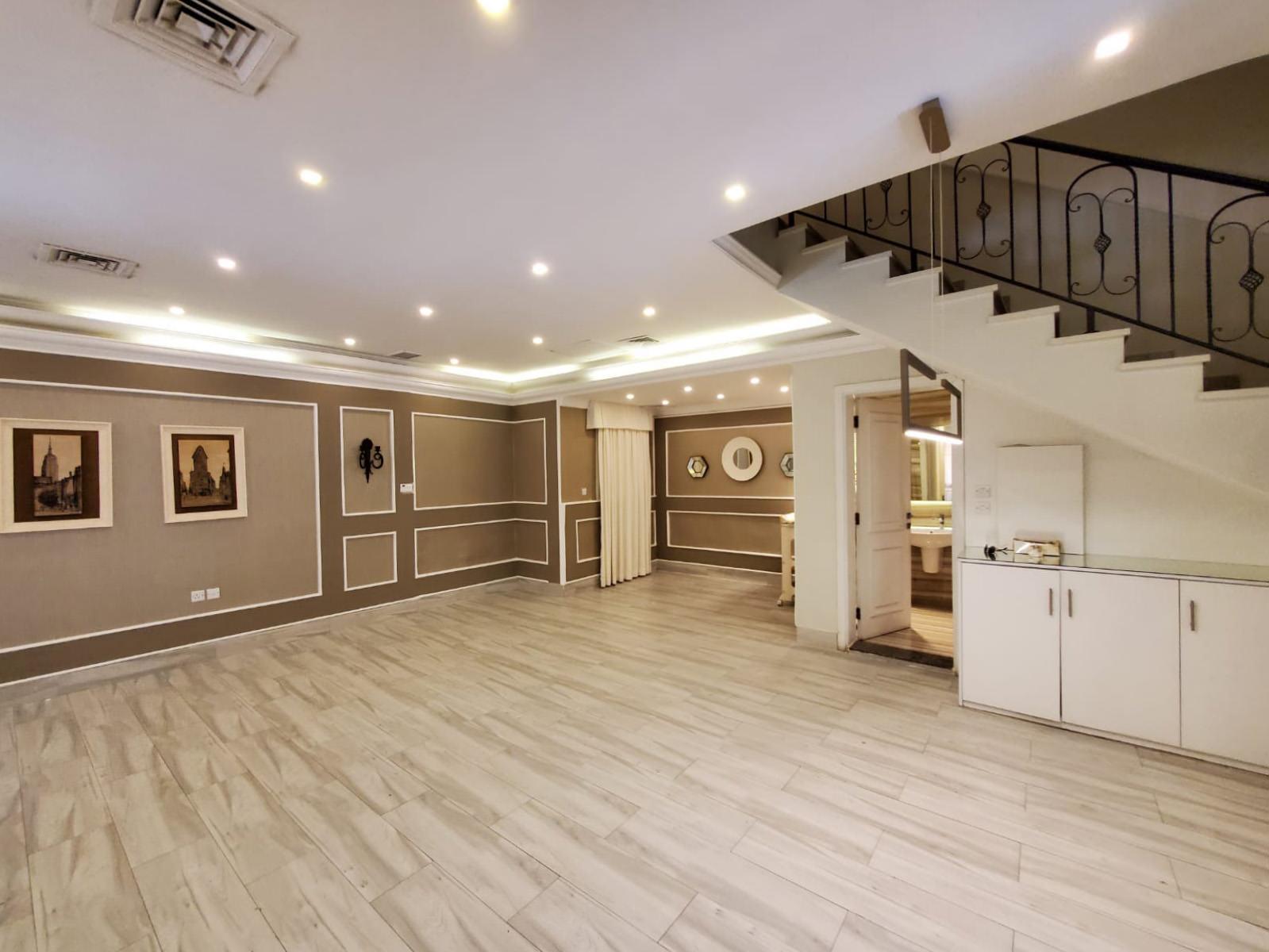 Salwa – unfurnished, four bedroom triplex w/yard