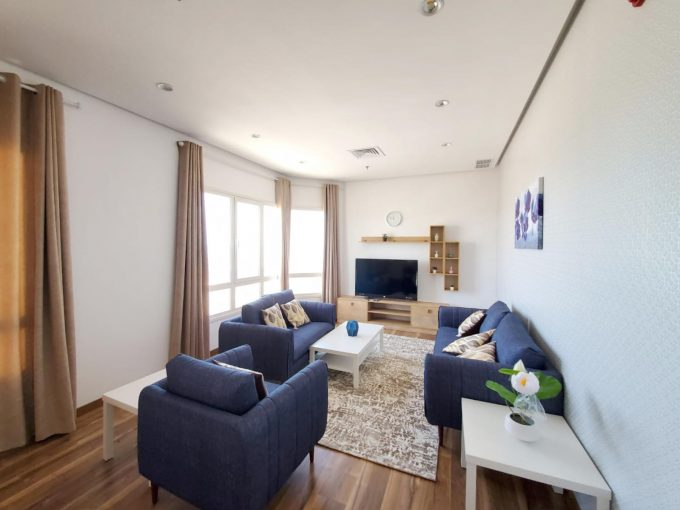 Fintas – great new, furnished one bedroom apartments w/pool