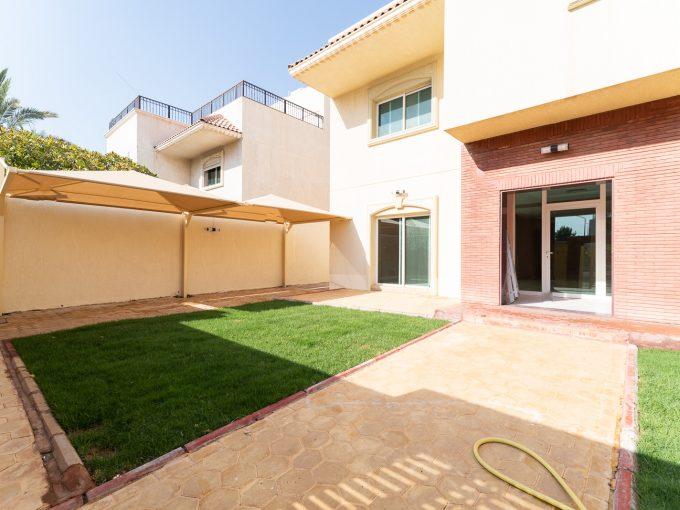 Abu Al Hasania – unfurnished, four bedroom villa