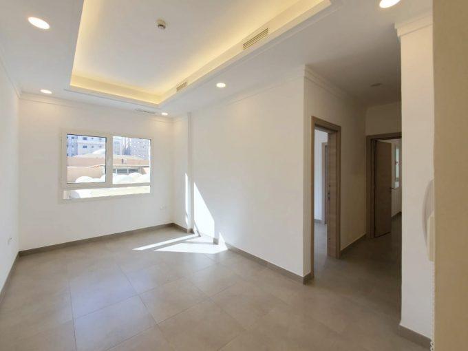 Salmiya – sunny, unfurnished, two bedroom apartments