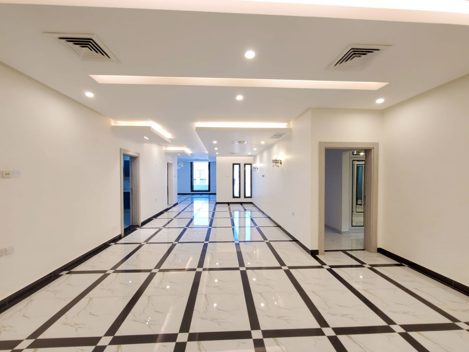 Jabriya – spacious, unfurnished, four bedroom floor