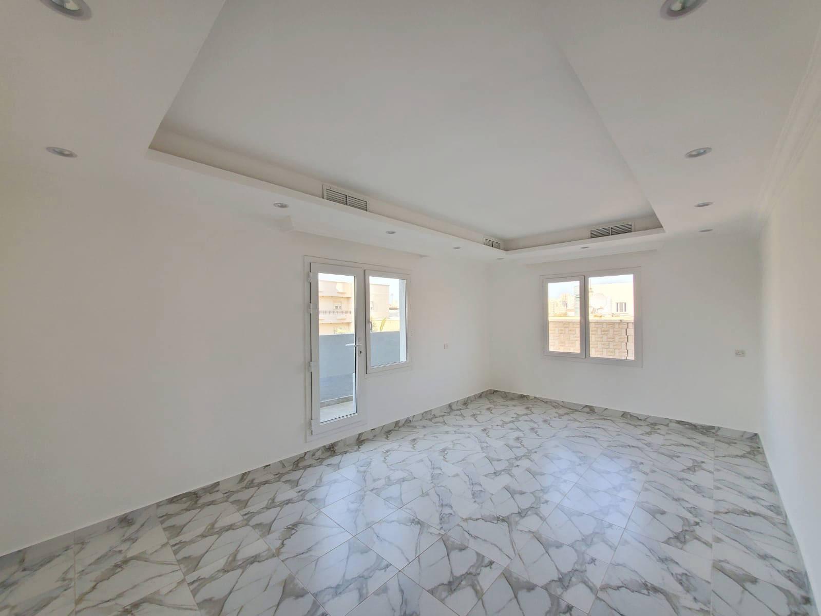 Rumaithiya – unfurnished, three master bedroom apartment