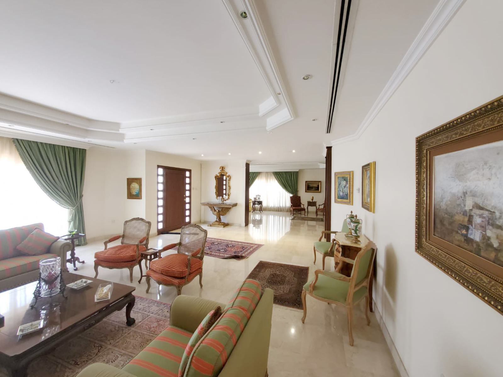 Surra – unfurnished four bedroom villa w/basement and yard