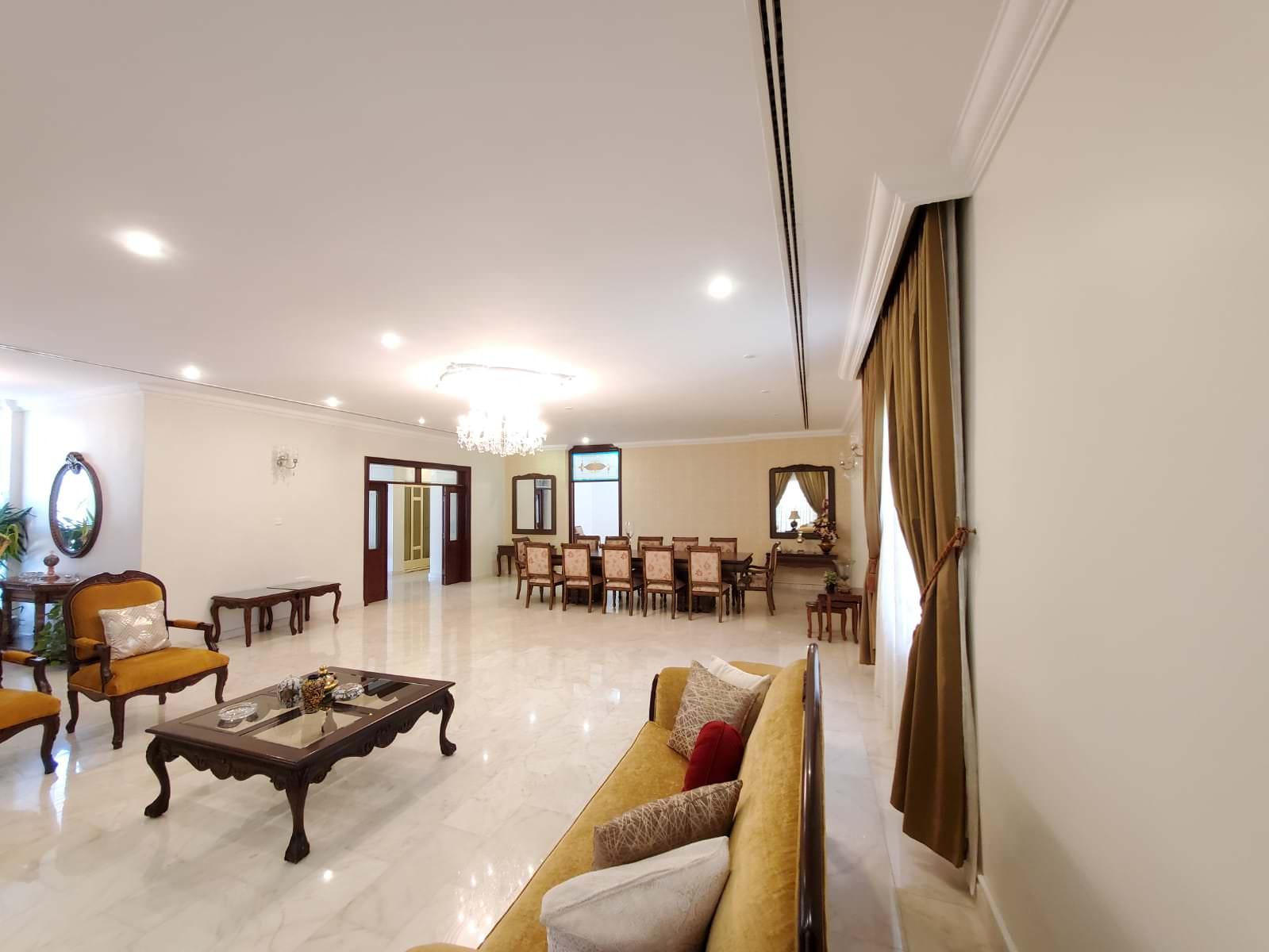 Rawda – spacious, three master bedroom ground floor w/patio