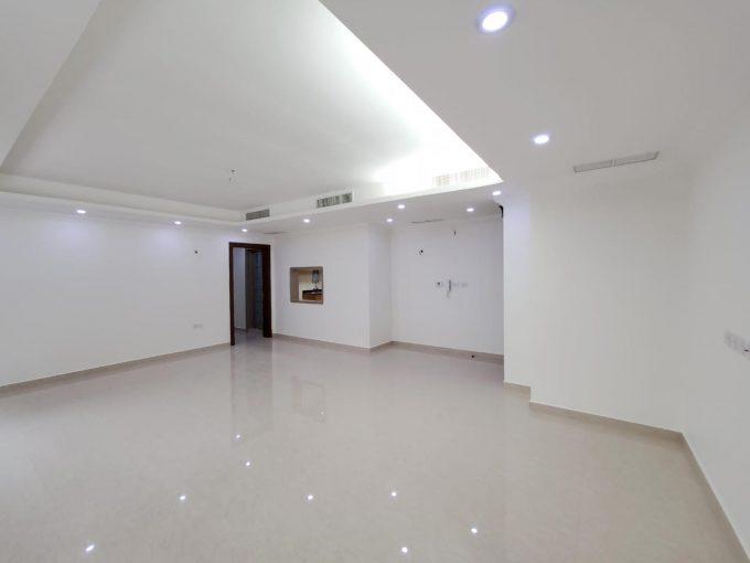 Rumaithiya – spacious, unfurnished three bedroom apartment