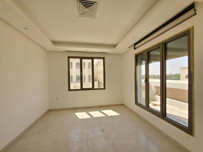 Sabah Al Salem – brand new, unfurnished, three bedroom apartment