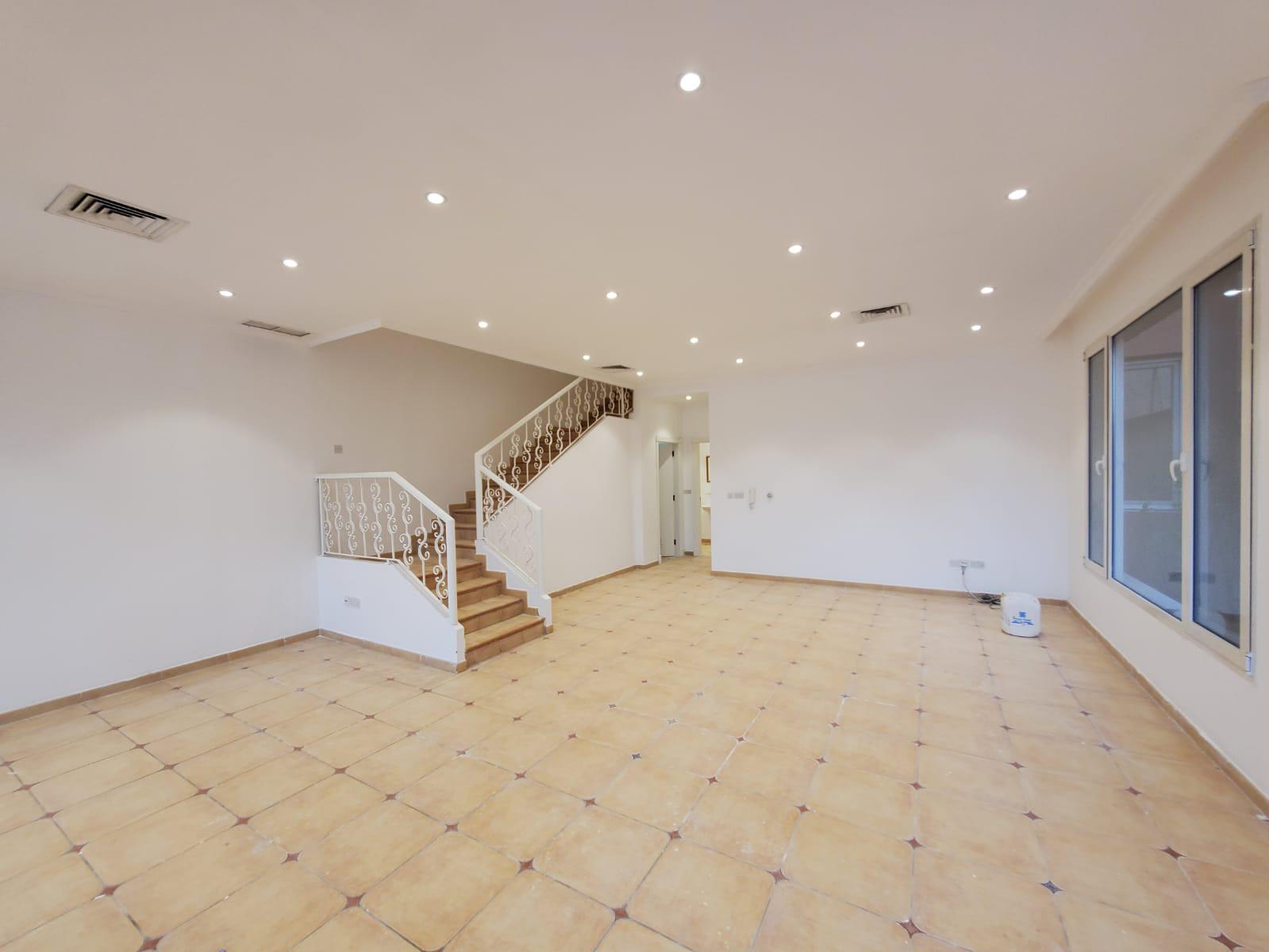 Abu Al Hasania – unfurnished, four bedroom villa w/small pool