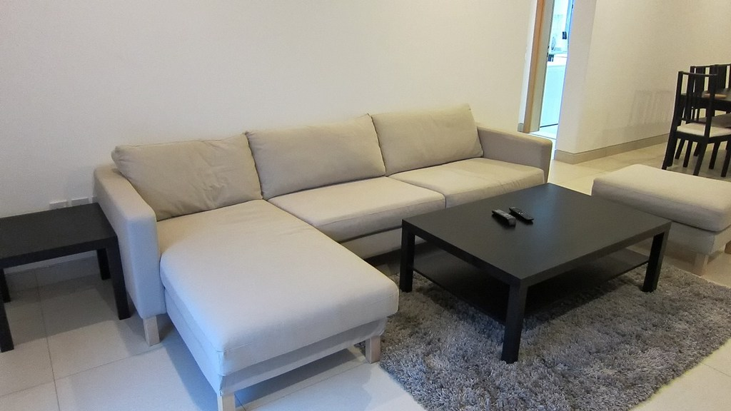 Fintas – furnished one and two bedrooms apartment w/pool