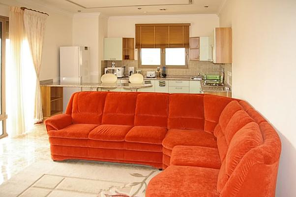 Salwa – furnished, three bedroom apartment w/balcony