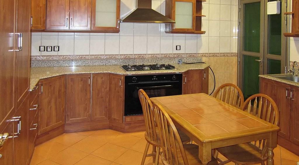Salwa – spacious, unfurnished, four bedroom apartment w/balcony
