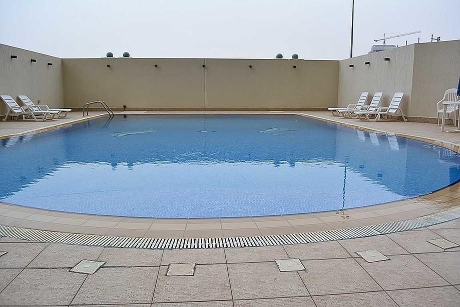 Salmiya – unfurnished, three bedroom apartments w/pool