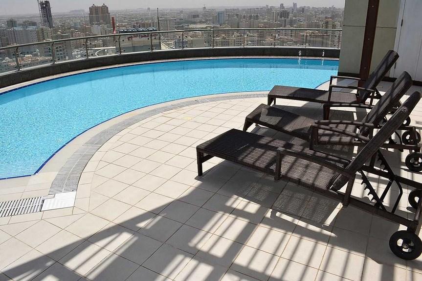 Shaab – unfurnished, three bedroom apartments w/sea view