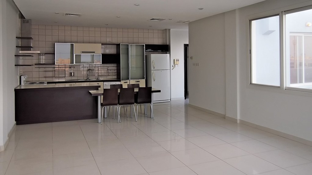 Salwa – unfurnished, one bedroom apartment w/terrace