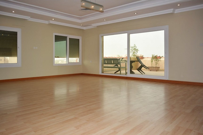 Salwa – unfurnished, three bedroom apartment w/terrace