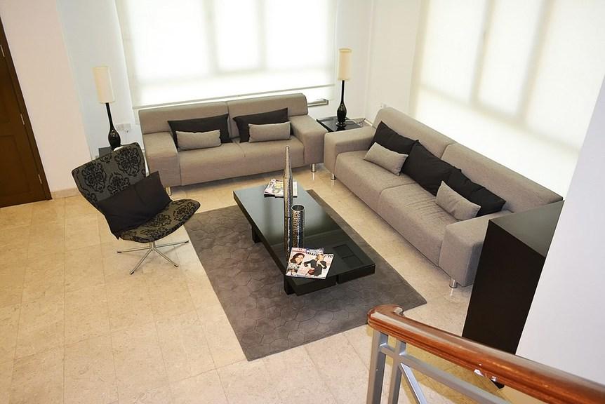 Shaab – furnished, three bedroom duplex