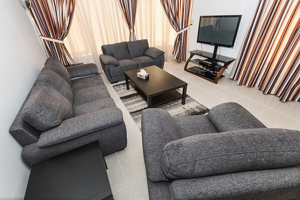 Mangaf – furnished three bedroom apartments w/pool