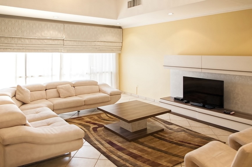 Shaab – furnished, three bedroom apartment w/pool