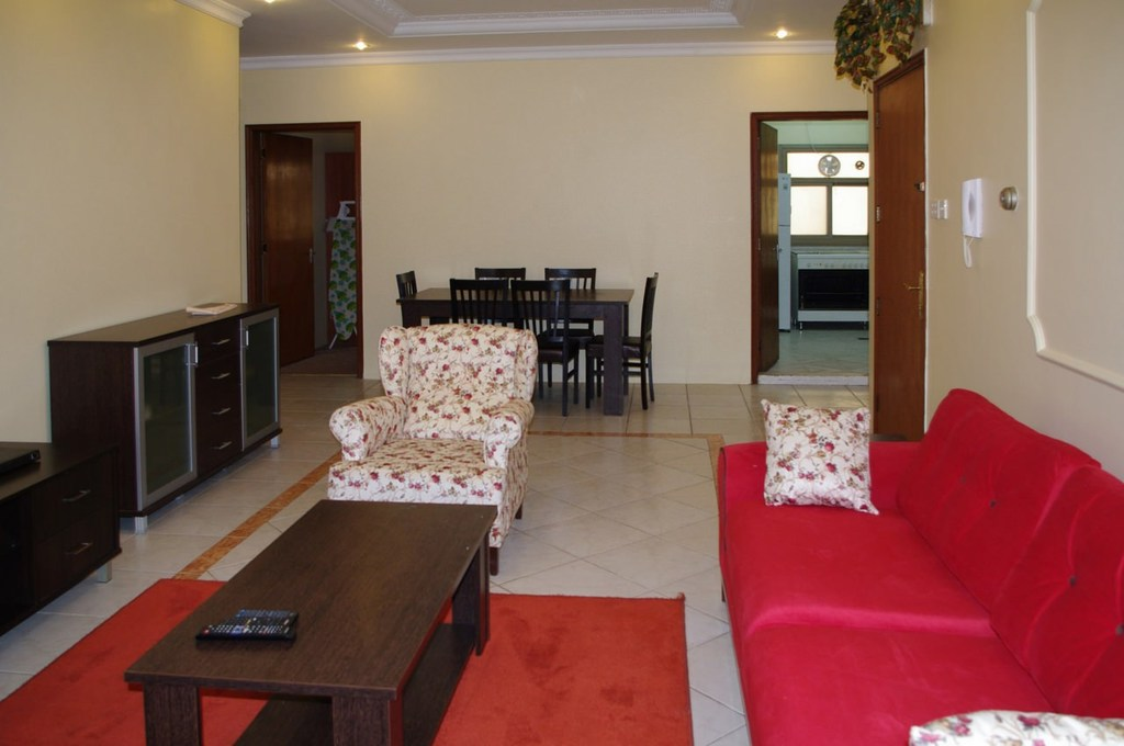 Salwa – furnished, three bedroom apartments