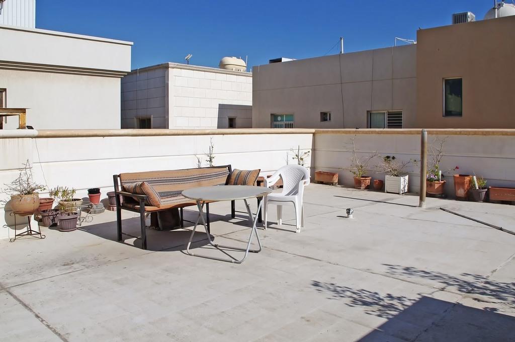 Salwa – unfurnshed, four bedroom floor w/large terrace