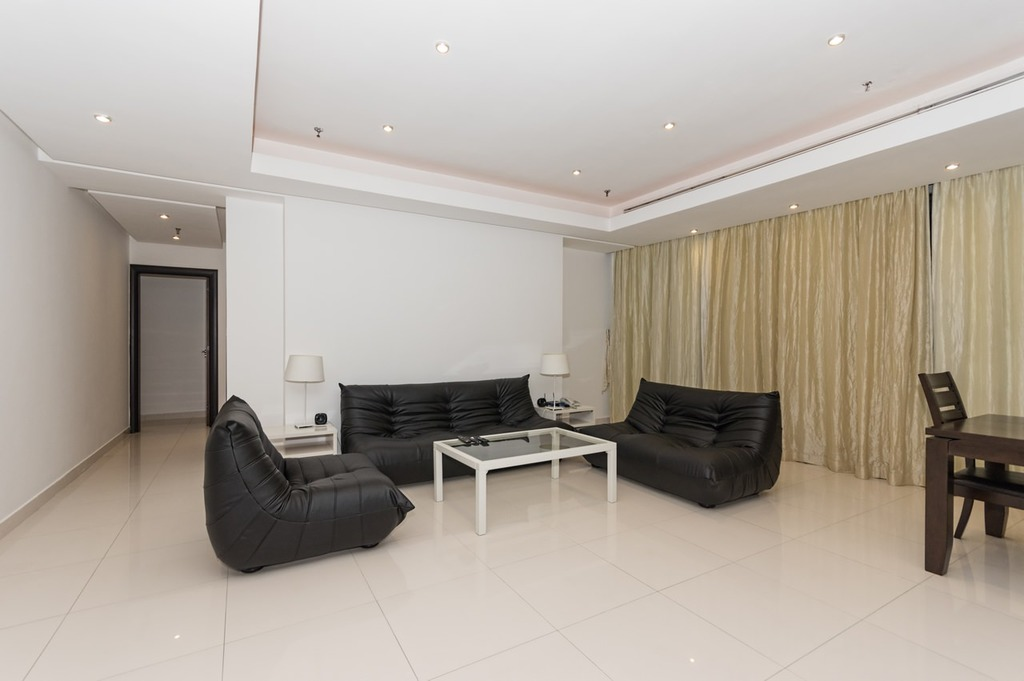 Fintas – furnished, two bedroom apartments w/sea view