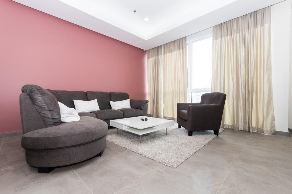 Salmiya – furnished, three bedroom apartments w/pool