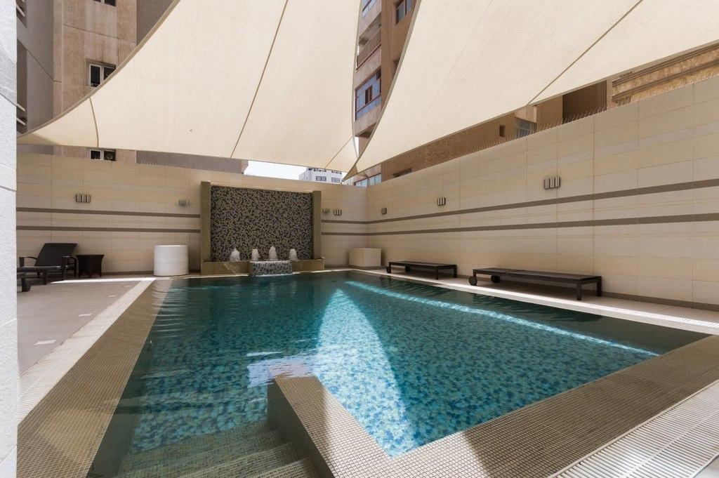 Maidan Hawally – lovely, elegant, two and three bedroom apartments w/pool
