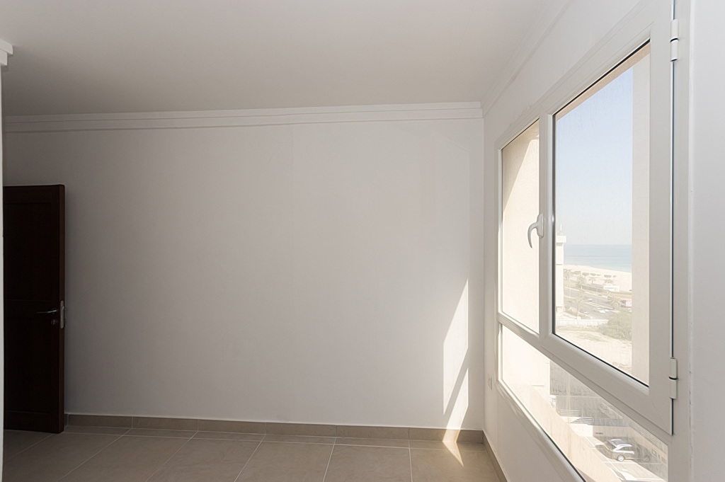 Salmiya – small, unfurnished, two bedroom apartment
