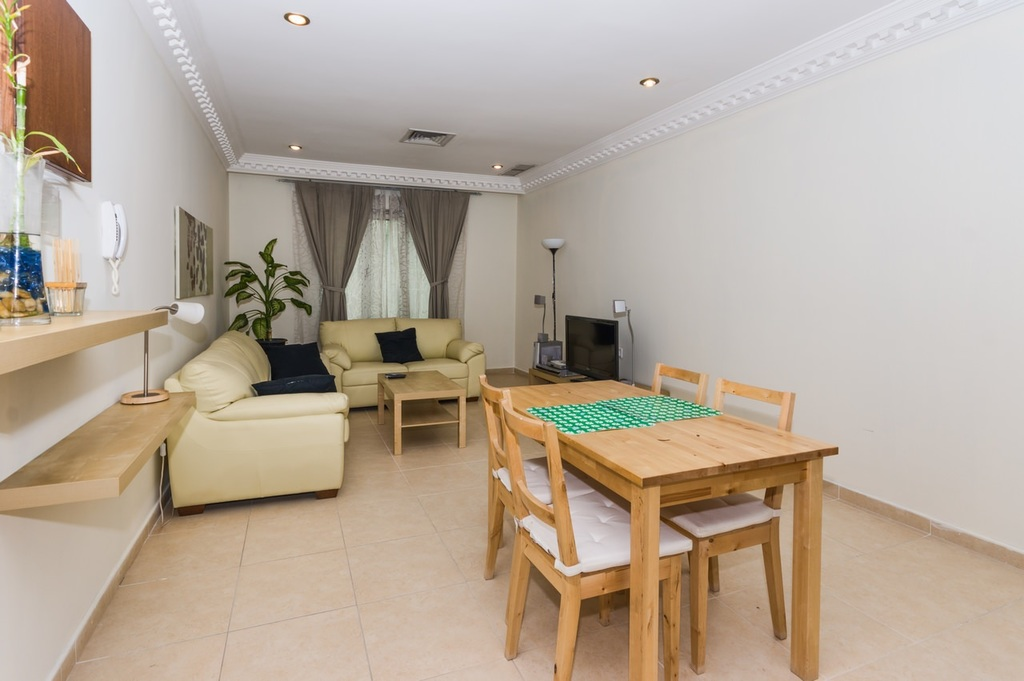 Mahboula Furnished Two Bedroom Apartment W Pool Horizon Q8