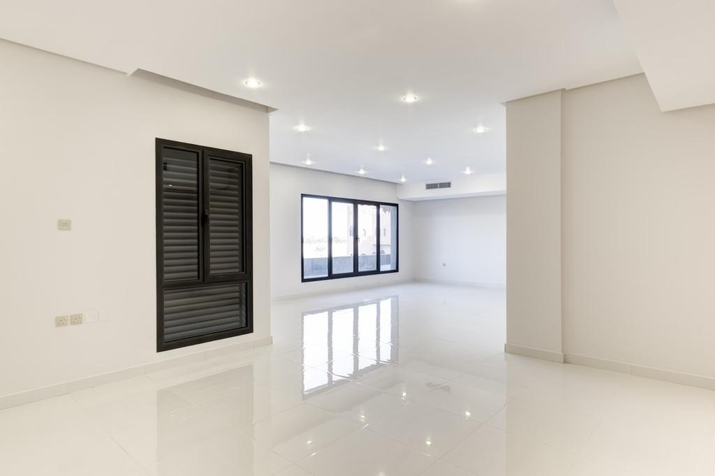 Shuhada – unfurnished, four bedroom apartments w/ balcony
