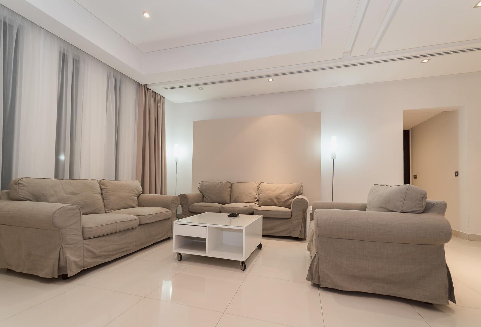 Fintas – furnished, three bedroom apartment w/pool