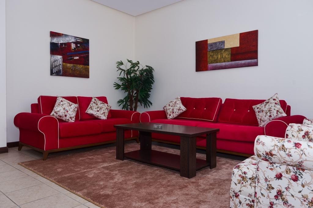 Salwa – fully furnished, three bedroom apartment