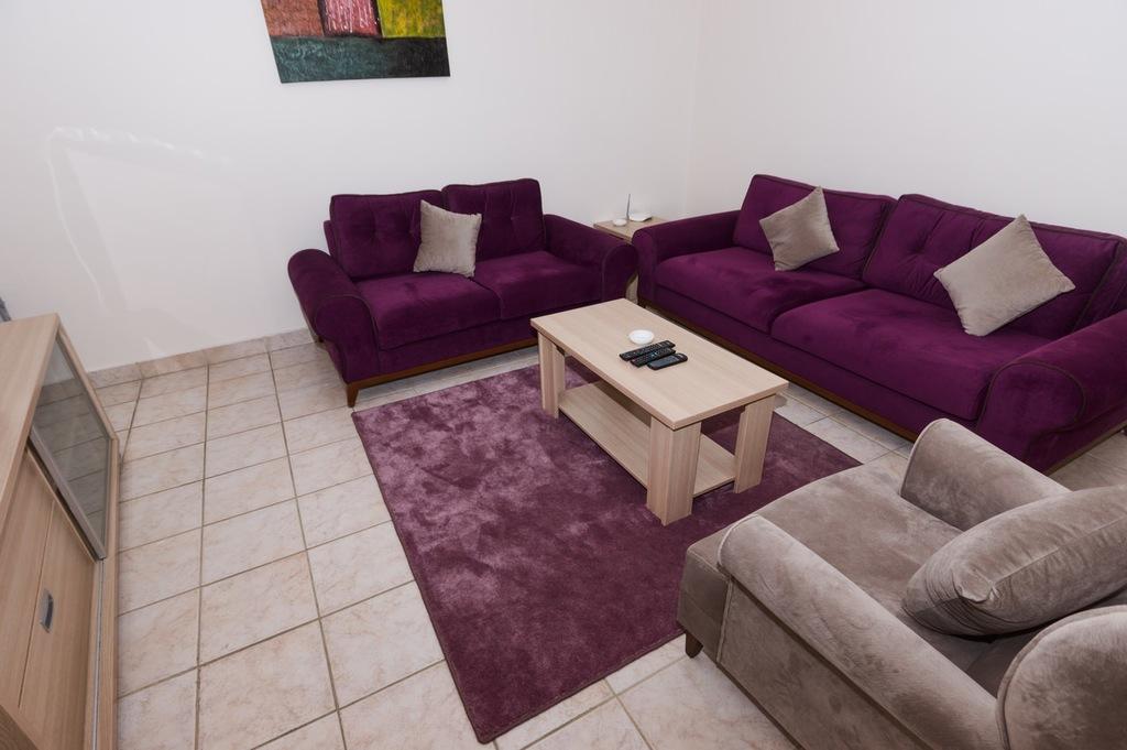 Salmiya – furnished two bedroom apartments w/pool