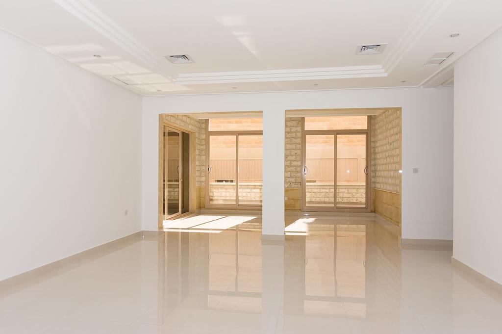 Bayan – spacious, unfurnished, five bedroom floors w/balconies