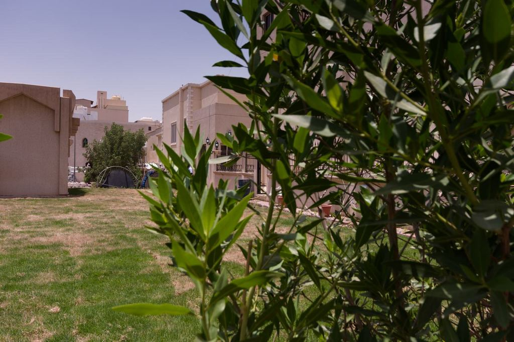 Shuhada – unfurnished, five bedroom villa w/garden