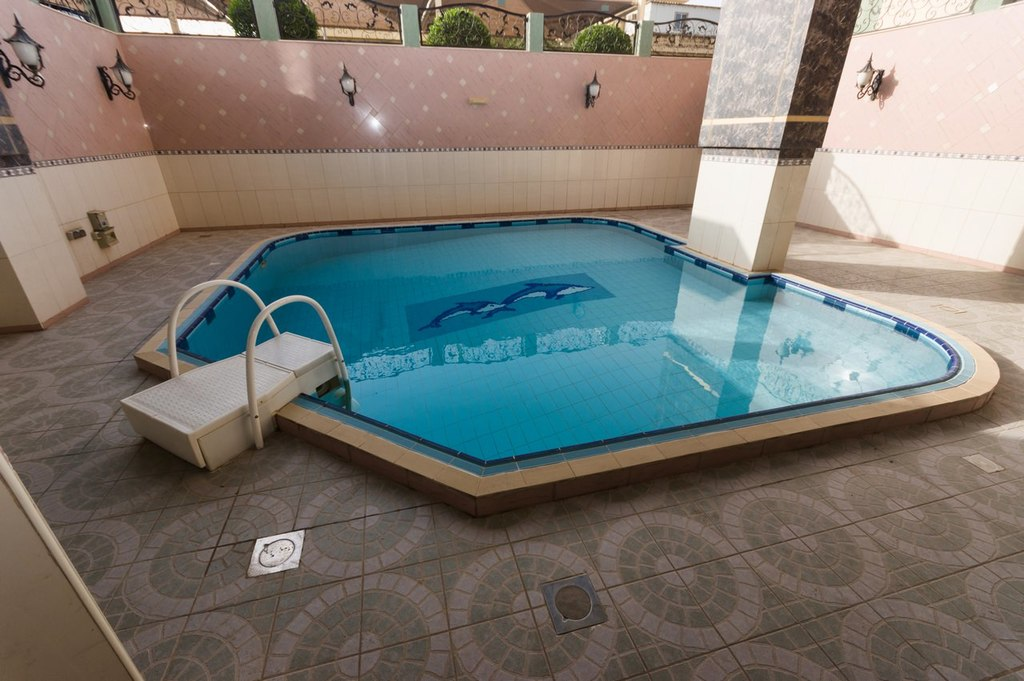 Salmiya – unfurnished, two bedroom apartment w/pool