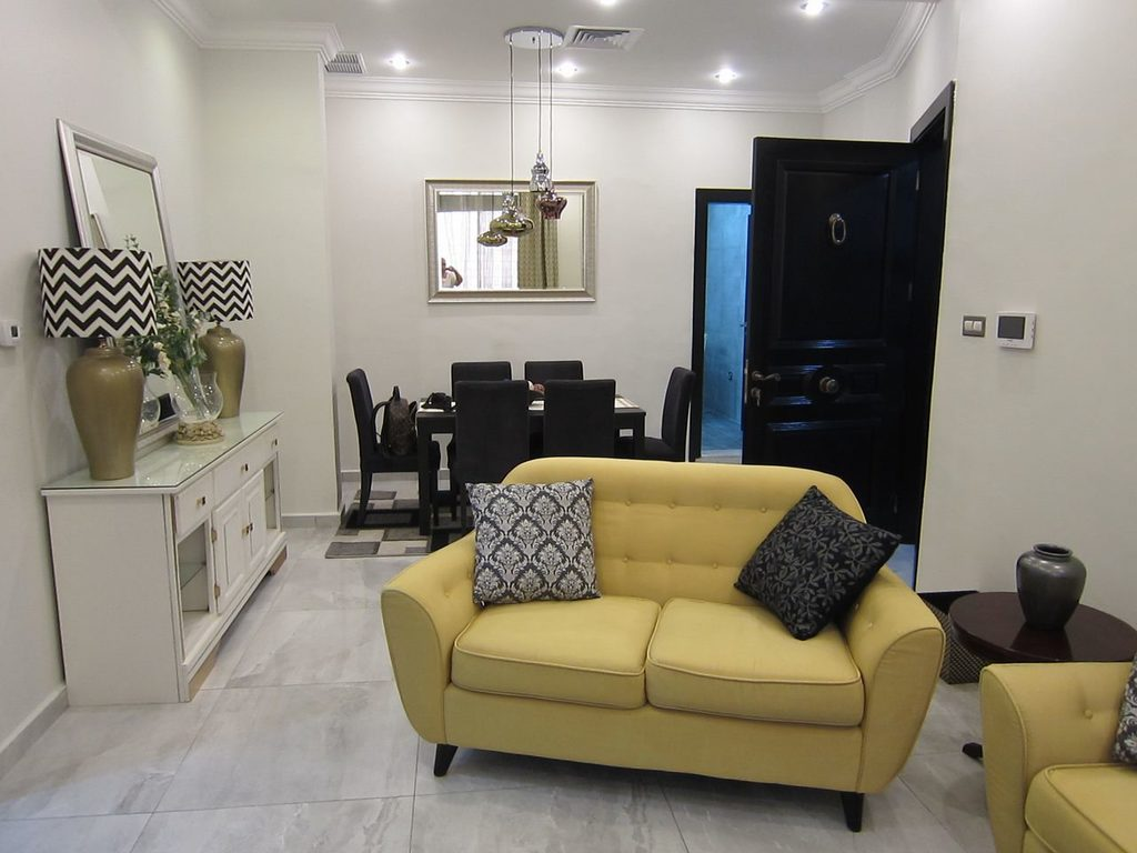 Rumathiya – lovely, furnished, two bedroom apartment