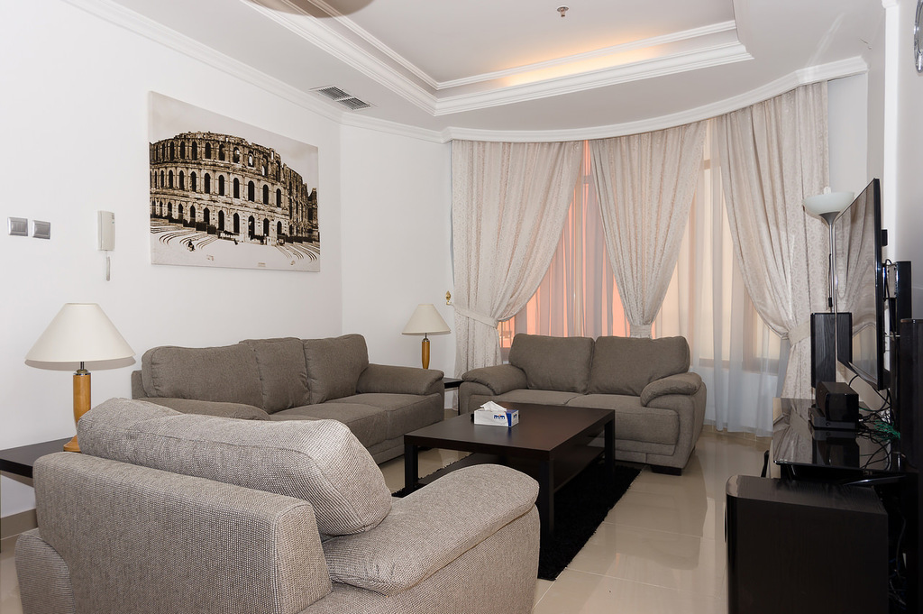 Mangaf – furnished three bedroom apartments w/pool