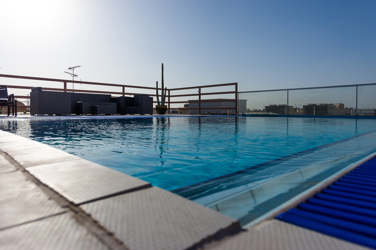 Salwa – fantastic, furnished, 1 bedroom apartment w/pool