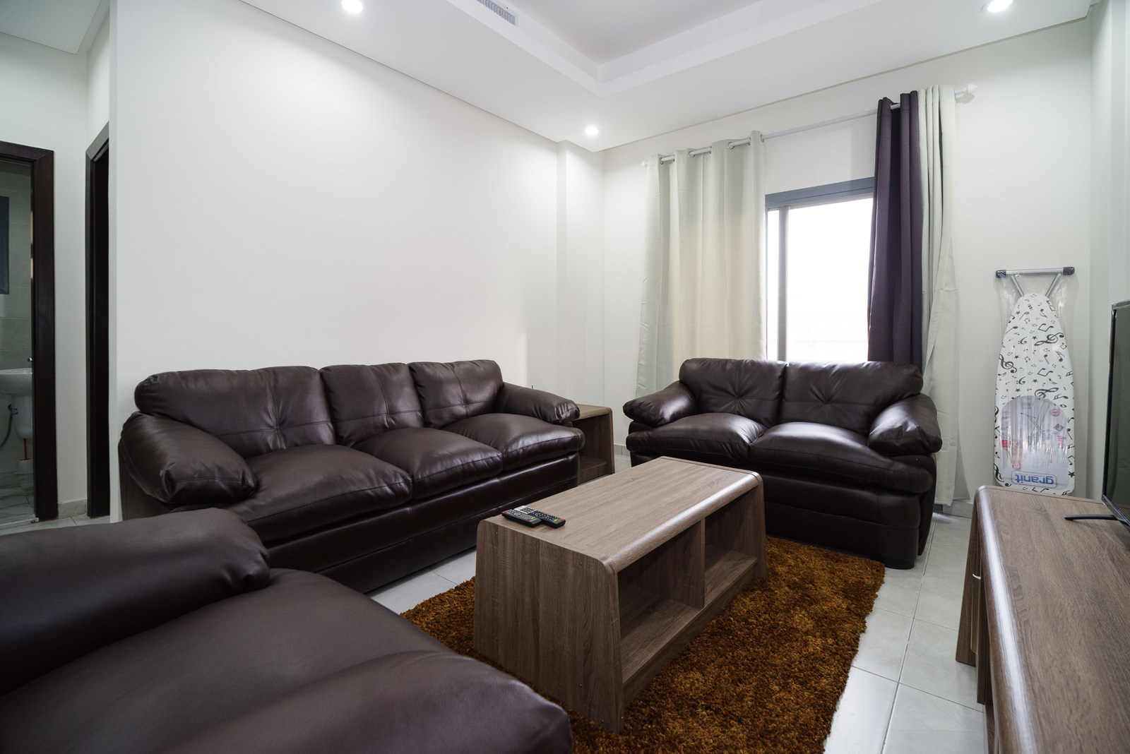 Mahboula – new, furnished, one bedroom apartments w/indoor pool