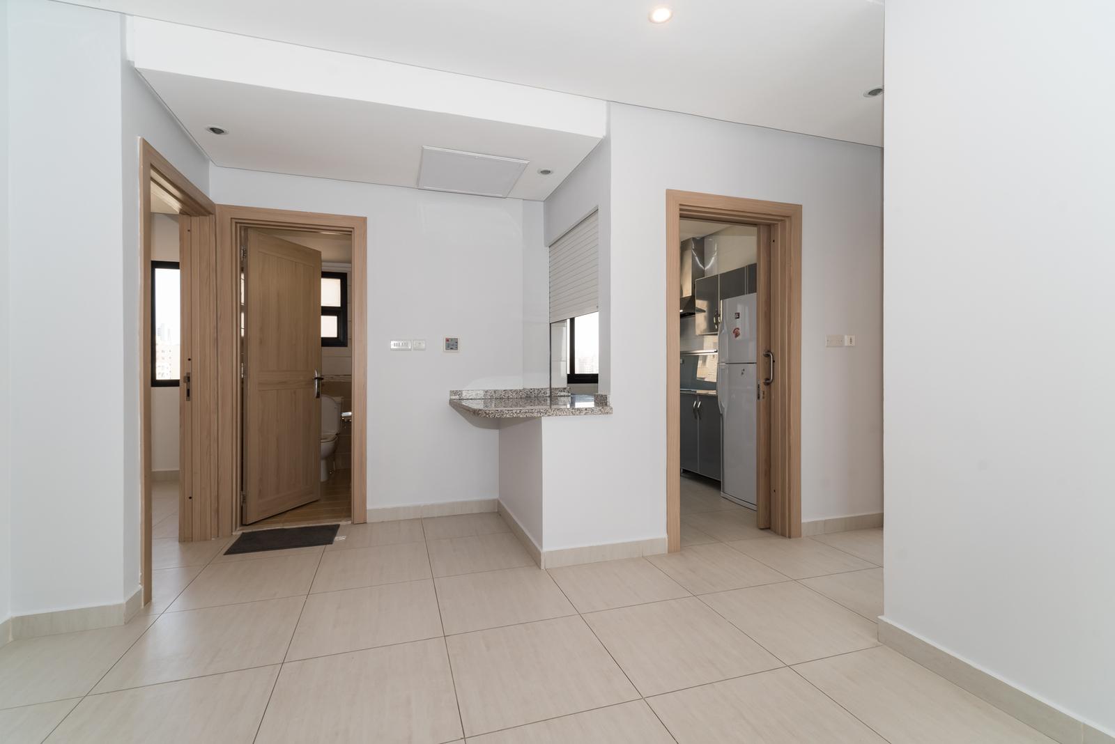 Maidan Hawally – new, unfurnished, three bedroom apartment