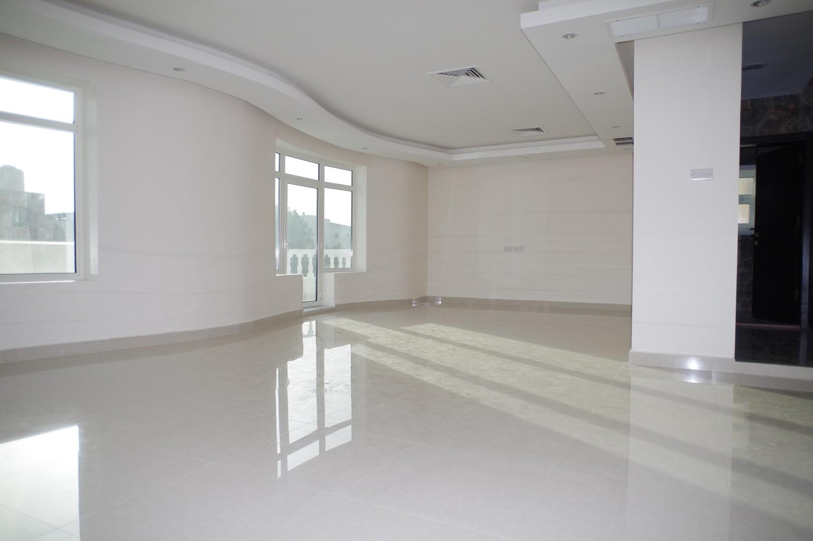Salwa – great, unfurnished, three bedroom duplex w/balcony